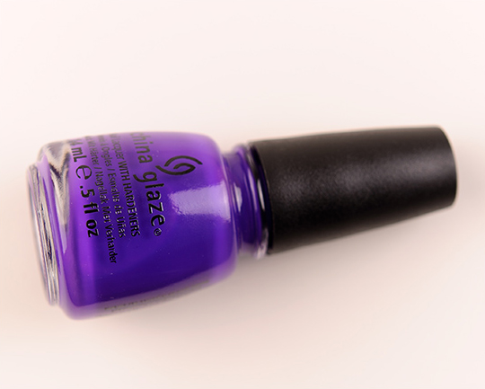 China Glaze Creative Fantasy Nail Lacquer