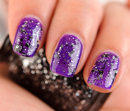 China Glaze Glitz 'n Pieces Nail Lacquer