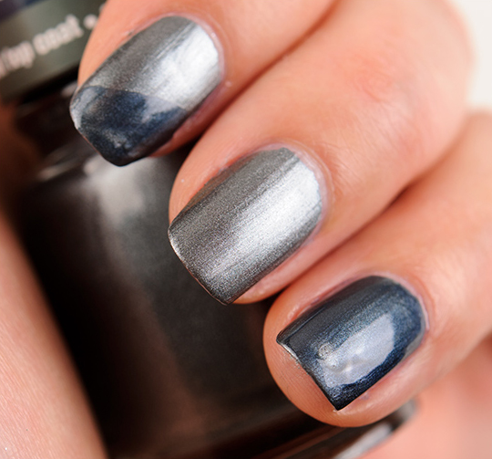 China Glaze Metallic Metamorphosis Nail Lacquer