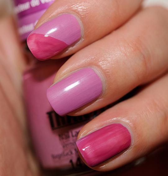 China Glaze Split Perso-nail-ity Nail Lacquer