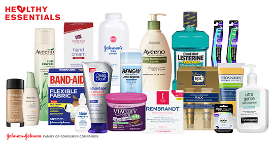 Win It! $220 Johnson & Johnson Beauty featuring Aveeno, Clean & Clear, Neutrogena, RoC, Rembrandt, and more!