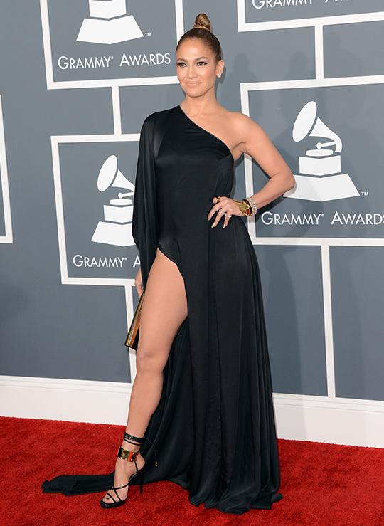 Jennifer Lopez @ 2013 Grammys