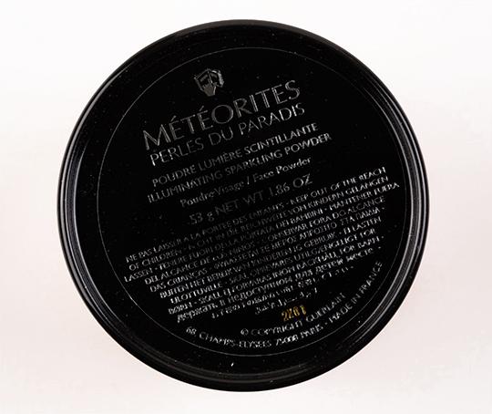 Guerlain Perles du Paradis Meteorites / Illuminating Sparkling Powder