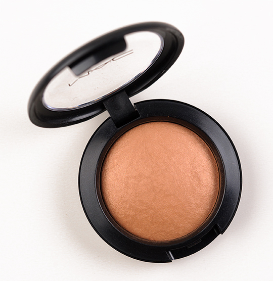 MAC Alpine Bronze Mineralize Blush