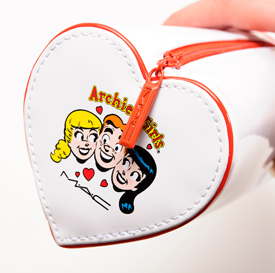 MAC Archie's Girls' Just a Flirt Makeup Bag
