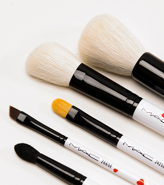 MAC Archie's Girls' Brush Set