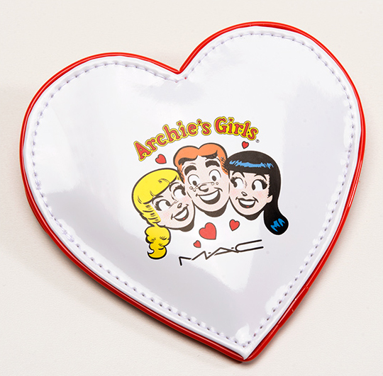 MAC Archie's Girls' Young Hearts Mirror