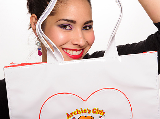 MAC Archie's Girls' Yours Forever Tote