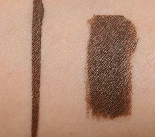 Mac true brunette fluidline
