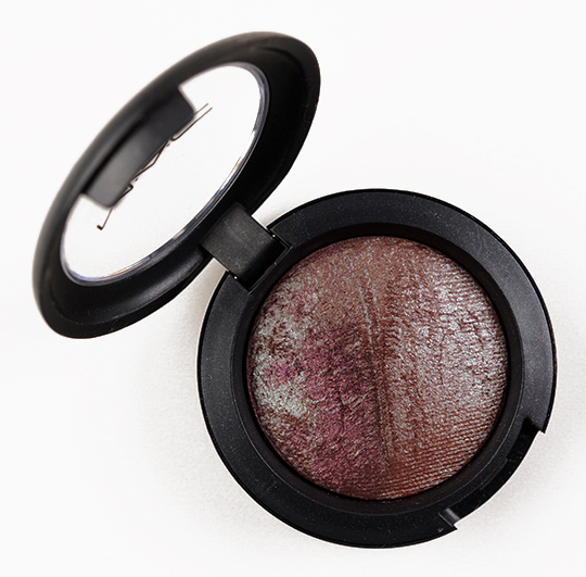 MAC Fireside Mineralize Eyeshadow