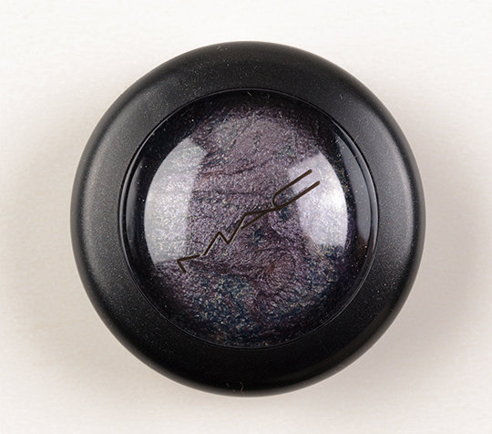MAC Frost at Midnight Mineralize Eyeshadow