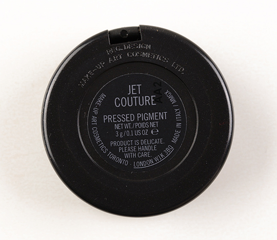 MAC Jet Couture Pressed Pigment