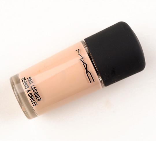 MAC Muscle Tone Nail Lacquer