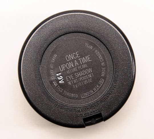 MAC Once Upon a Time Eyeshadow