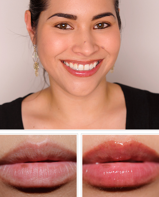 MAC Rosy Romance Mineralize Lip Balm