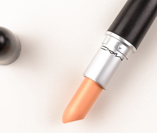 MAC Warm Companion Lipstick