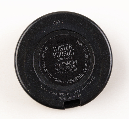 MAC Winter Pursuit Mineralize Eyeshadow