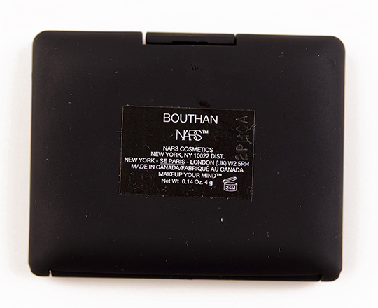 NARS Bouthan Eyeshadow Duo