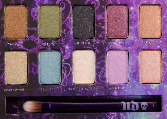 Urban Decay Ammo Eyeshadow Palette (2013 Edition)