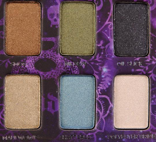 Urban Decay Ammo Eyeshadow Palette (2013 Edition)