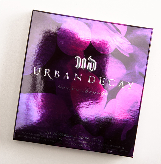 Urban Decay Moonflower BYOP