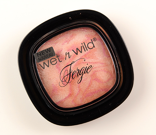 Wet 'n' Wild Rose Champagne Glow To Reflect Shimmer Palette