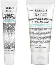 Kiehl's Brightening Line