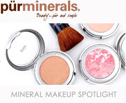 Mineral Makeup Brand Spotlight: pur minerals