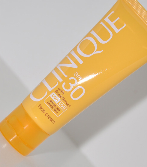 Best Sunscreens: Clinique SPF 30 Face Cream