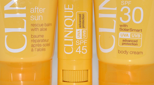 Clinique's New Suncare Line-up for Summer Beach Bags