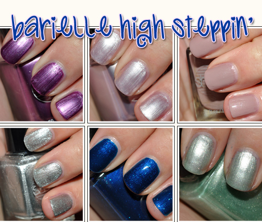 Barielle High Steppin' Collection