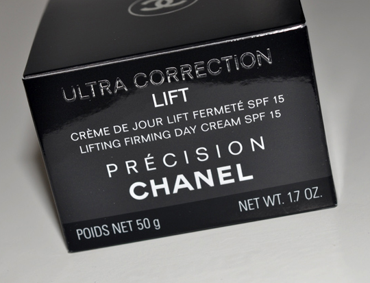 Chanel Ultra Correction Lift Day Cream SPF 15