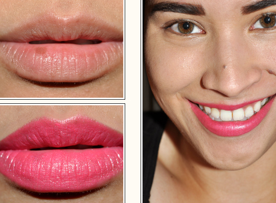 Dolce & Gabbana Fuchsia Shine Lipstick