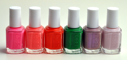 Essie Summer 2010 Collection