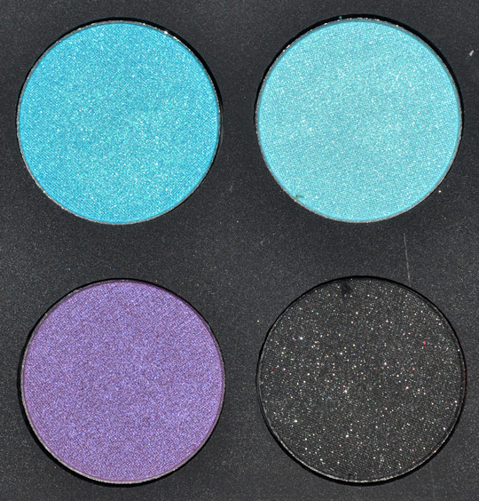 Inglot Eyeshadows