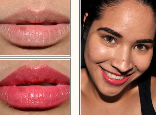 Korres #18 Peach Lipstick