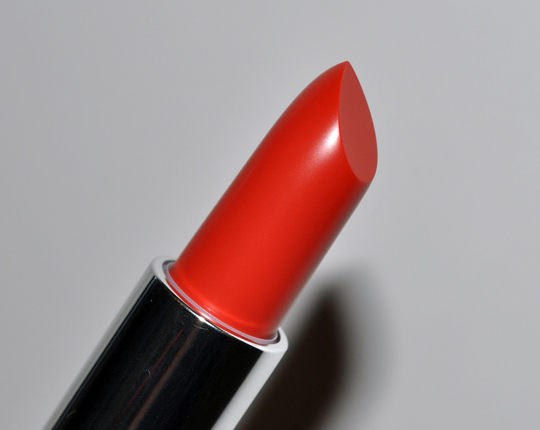 Korres #52 Orange Red Lipstick
