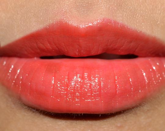 Korres #52 Orange Red Lipstick