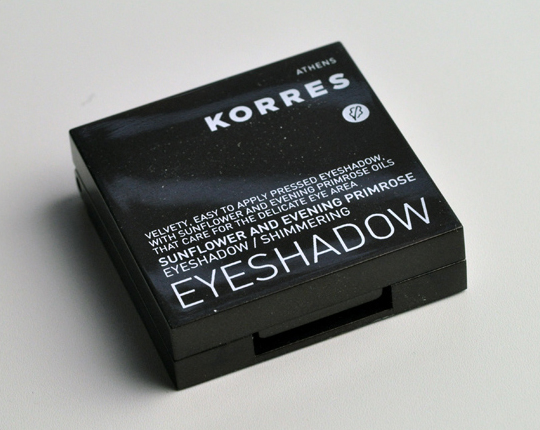 Korres Eyeshadow