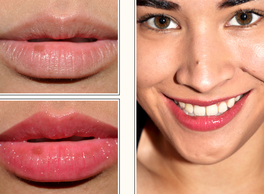 Lancome Hot Number Lipgloss