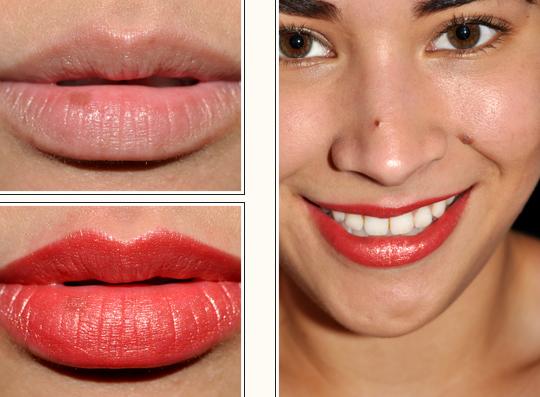 La Prairie Corail Lipstick