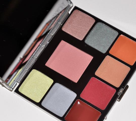 Laura Mercier Zen Face Palette Review Photos Swatches