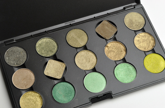 mac neutral eyeshadow palette. MAC Eyeshadow Palettes: My