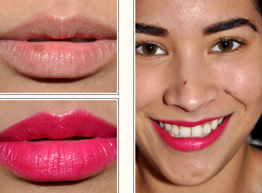 MAC Full Fuchsia Lipstick