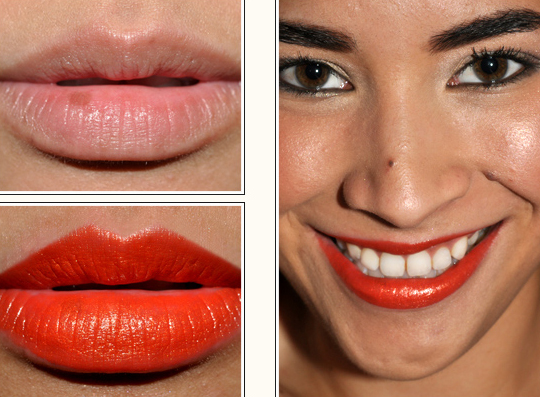 Milani Orange Gina Lipstick