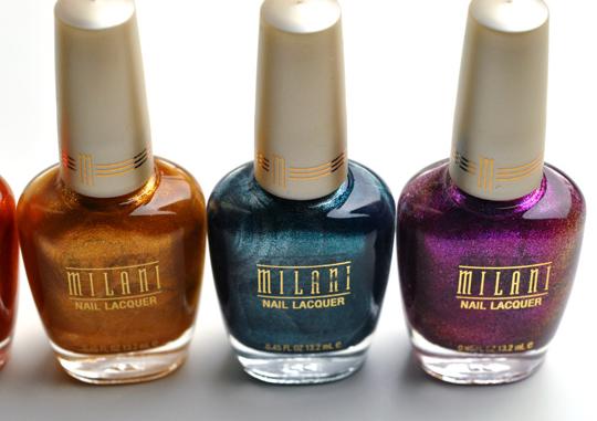 Milani Summer Nail Collection