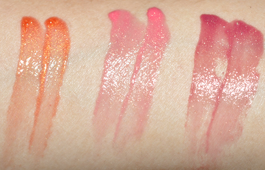 NARS Lipgloss Sephora Exclusives