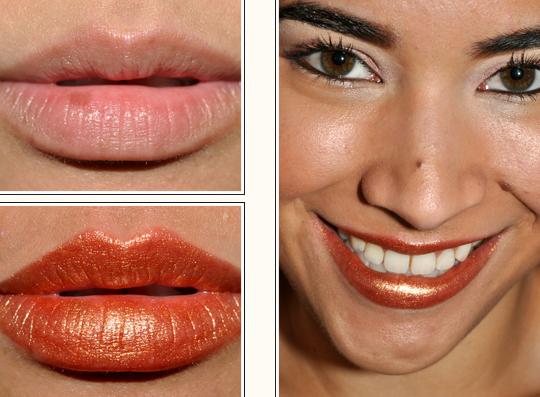 NYX 24 Karat Lipstick