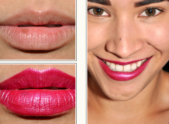 NYX Chloe Lipstick