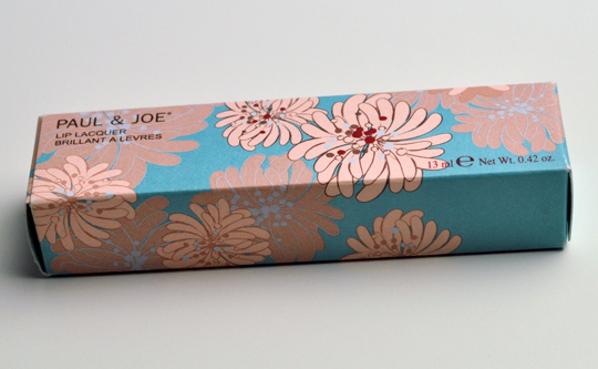Paul & Joe Beaute #4 Lip Lacquer